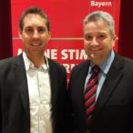 Michael Schrodi und Thomas Beyer